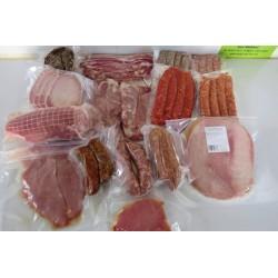 Colis porc gourmet 10 kg